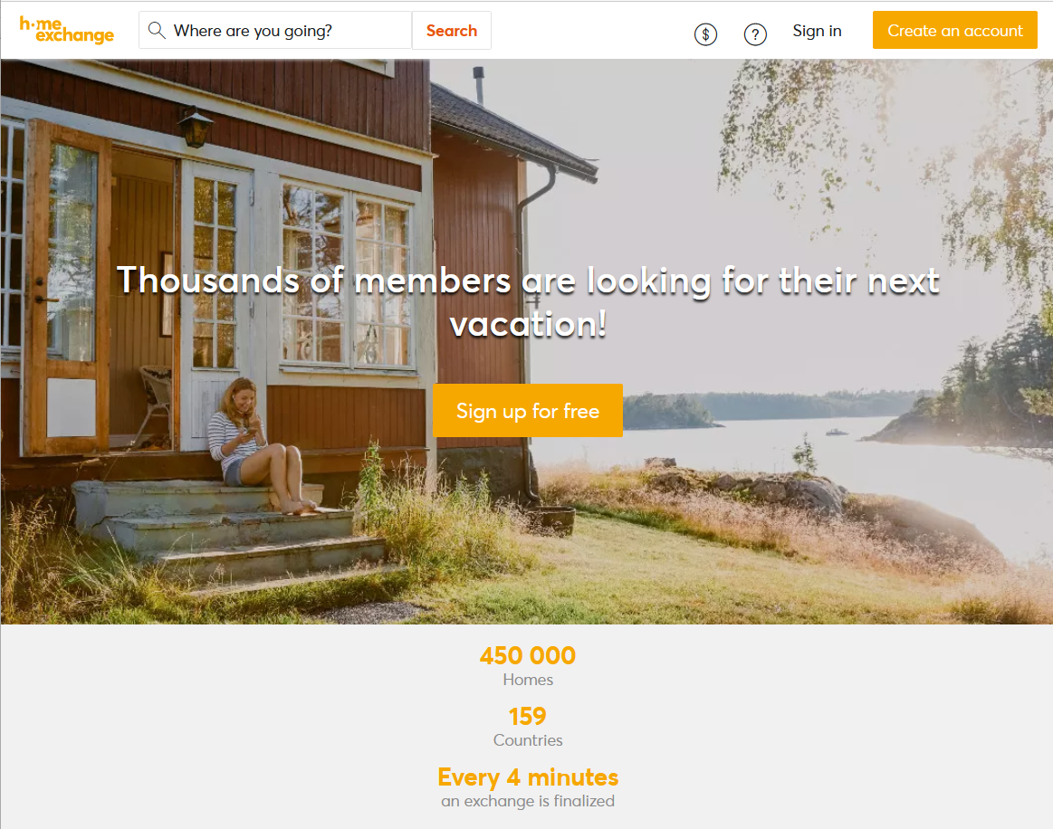 Swap Homes and Travel the World - Join Home Exchange 2