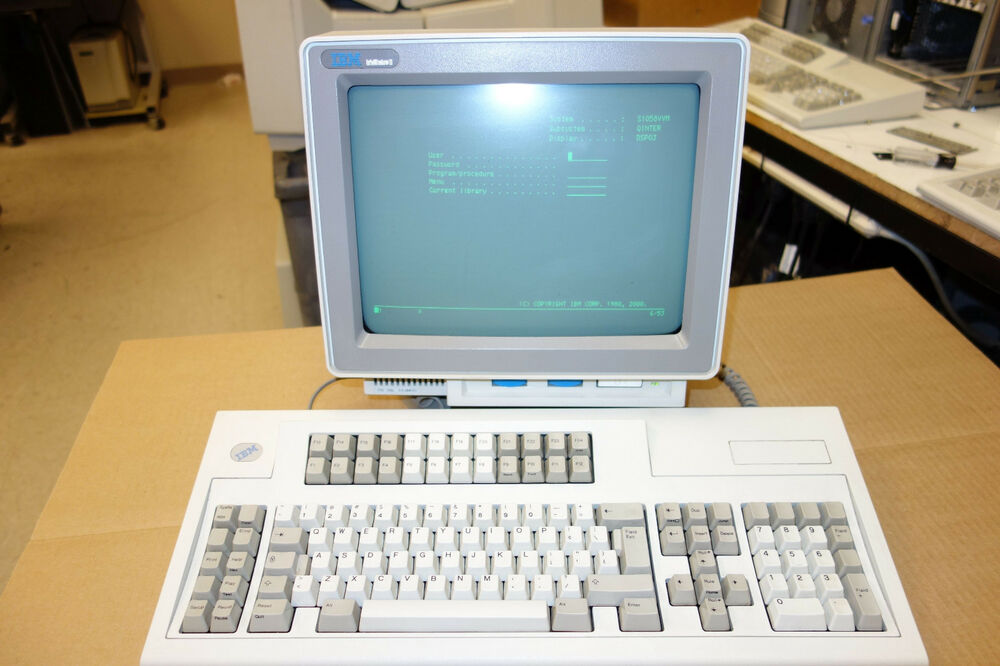AS400 iSeries IBM i 5250 Emulator 2