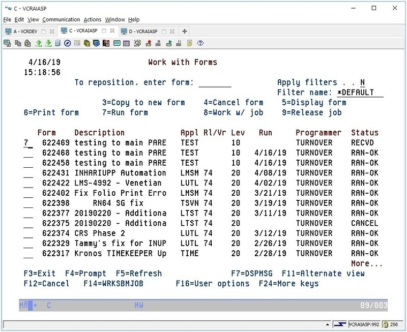 Using TURNOVER in an IBM i iASP Environment 2