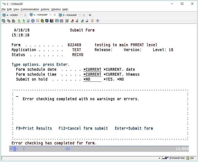 Using TURNOVER in an IBM i iASP Environment 3