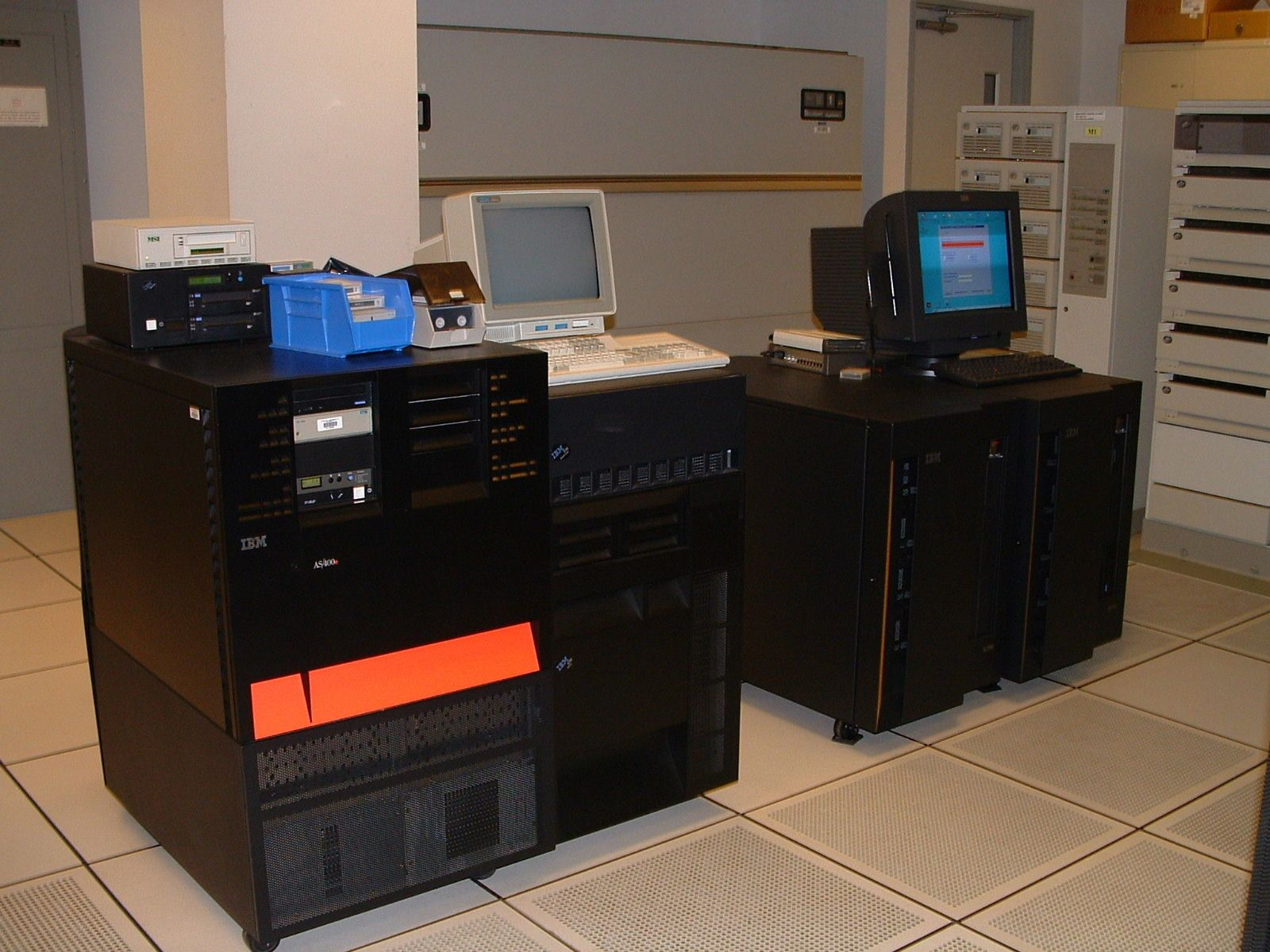 the ibm as400 eserver ibm i rpg programmer - As400 Computer System
