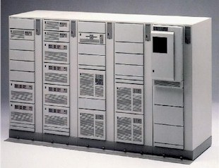 AS/400 B60 - One of the largest AS/400 Systems