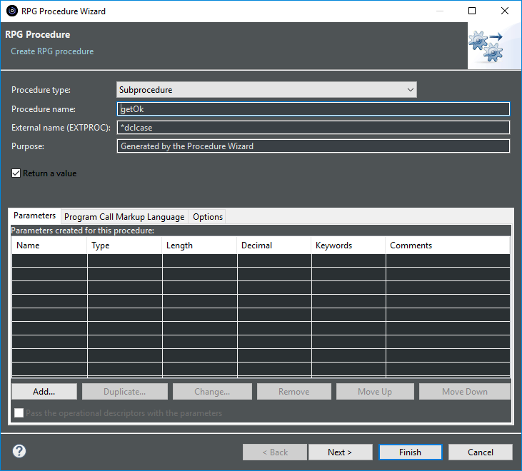 Rational Developer for IBM i 9.6 Fixpack 7 is pretty pretty good 9