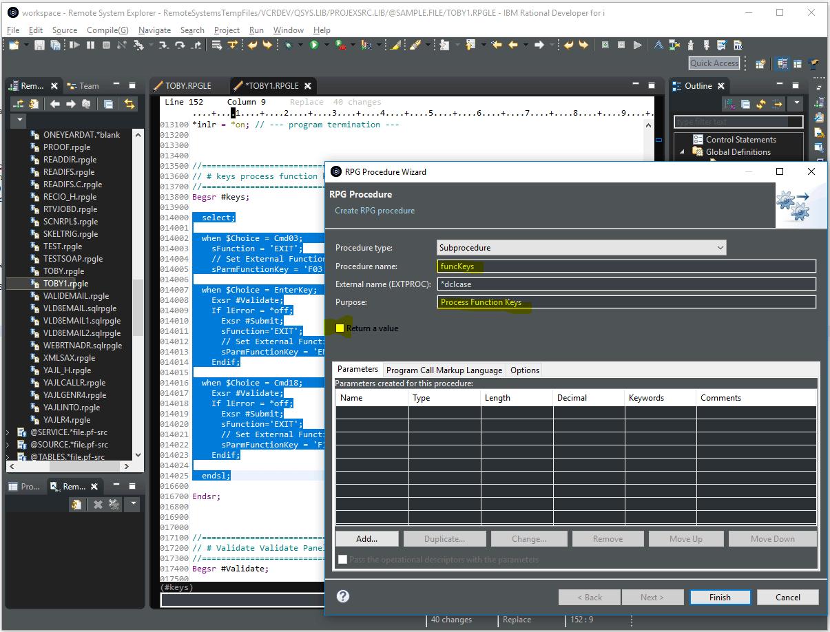 Rational Developer for IBM i 9.6 - Apply the RDi License 1