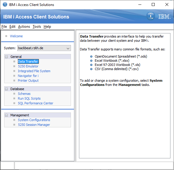 How to Install IBM Access Client Solutions (ACS) 20