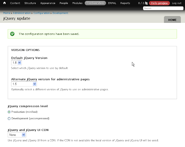CKEDITOR and JQUERY mismatch between versions - IBM i, AS400