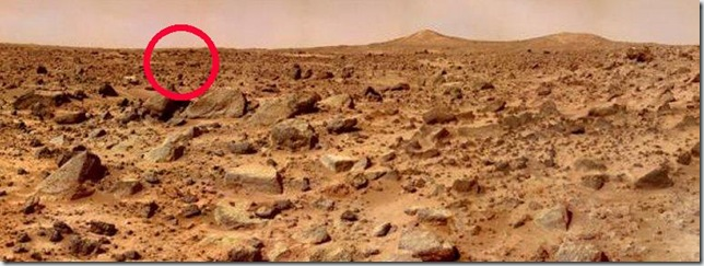 New Discovery on Mars: Positive Evidence of IBMi Life! 1
