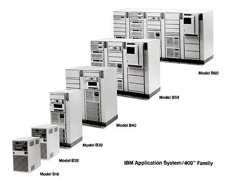 The As400 And Iseries Had A Baby As500 - Ibm I, As400 And Iseries