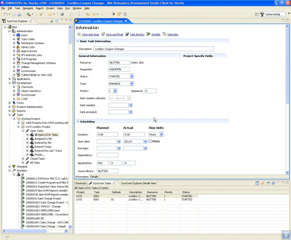 Fix RDi/WDSC Turnover V100 extension problems 2